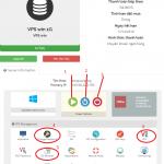 Hướng dẫn sử dụng VPS của VSIS.net