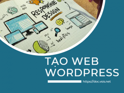 Tạo web wordpress